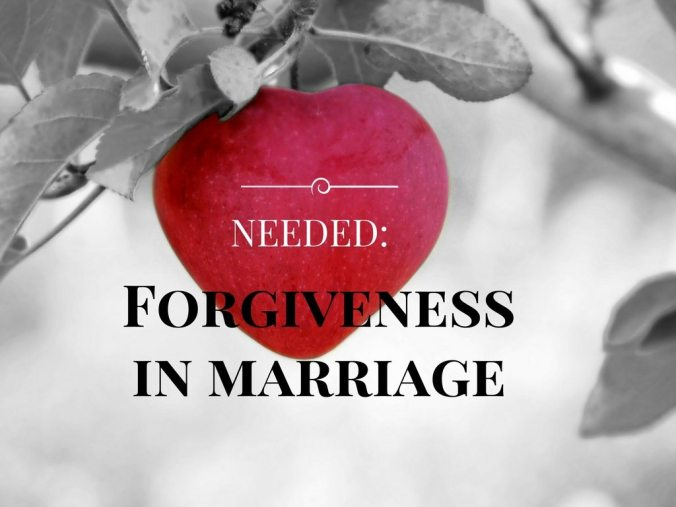 Forgiveness Marriage b