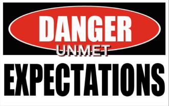 unmetexpectations